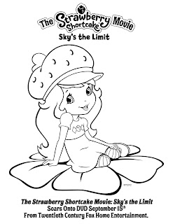 honey pie pony coloring pages - ps mom reviews october 2009