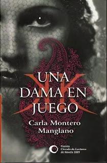 Una dama en juego – Carla Montero Manglano