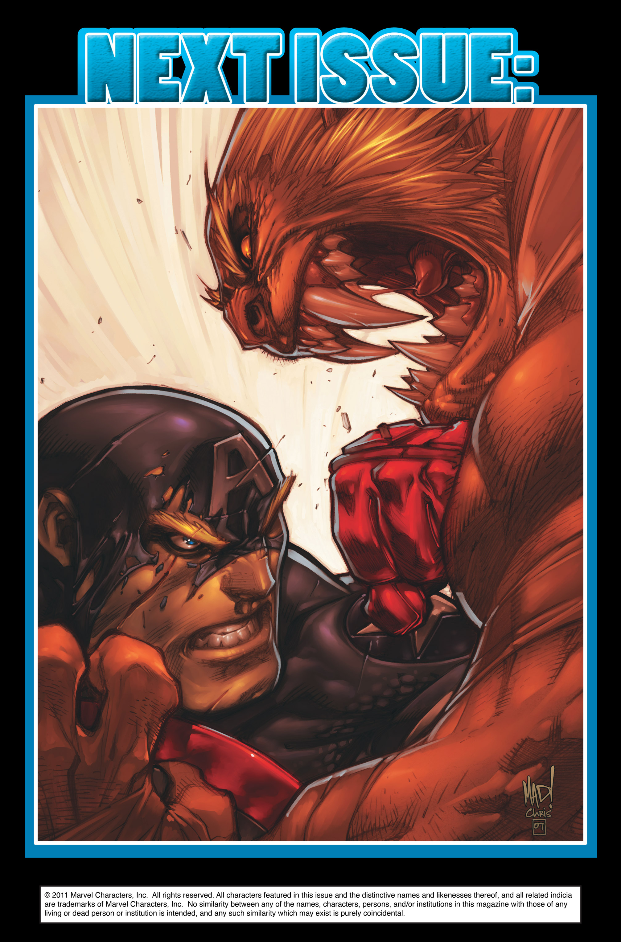 Read online Ultimates 3 comic -  Issue #1 - 23