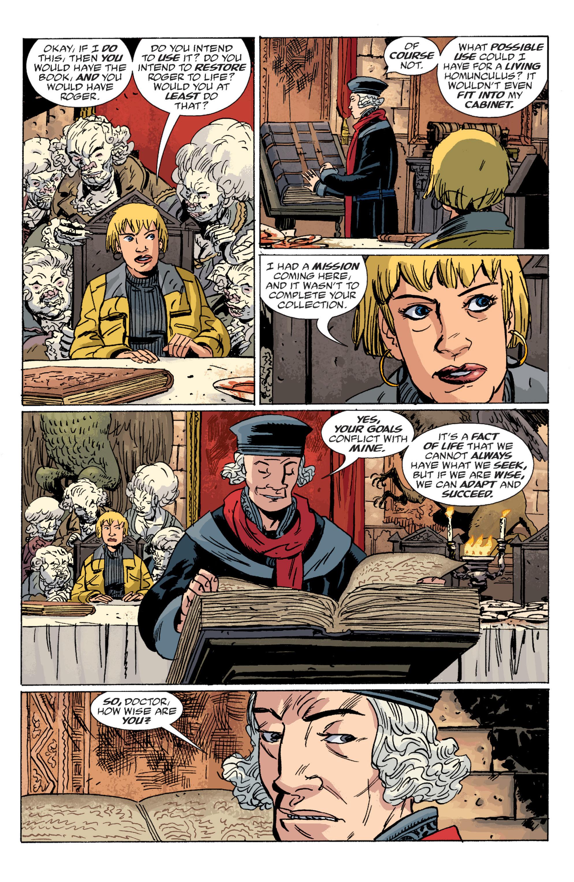 Read online B.P.R.D. (2003) comic -  Issue # TPB 6 - 82