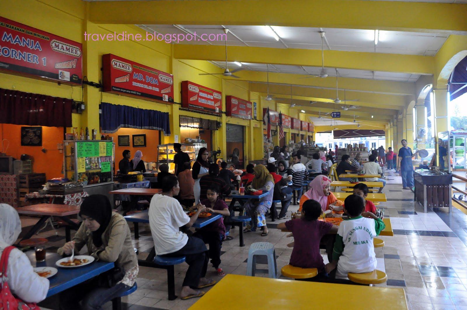 Travel and Dining Experience: Cucur Udang Alor Gajah - Alor Gajah Melaka