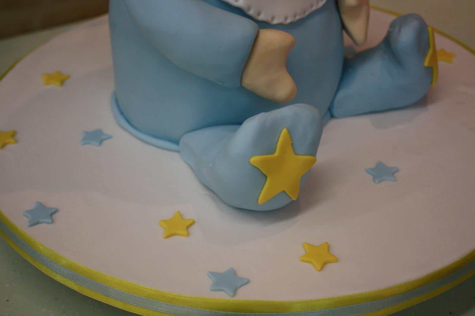 Complete Deelite 3d Baby Luvin Cake