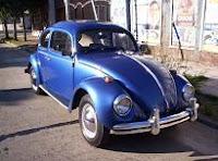 El Volkswagen Escarabajo y la multas por llevar niños sin sillas infantiles o alzadores