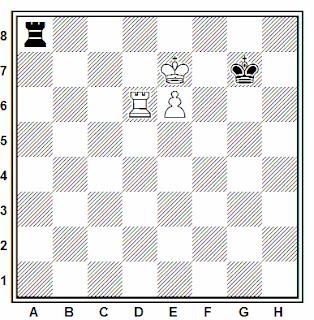 Posición de la partida de ajedrez Aronian (2741) - Carlsen (2698) (Memorial Tal, 2006)