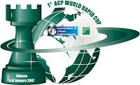 Logo de la Copa Mundial de Ajedrez Rápido 2007