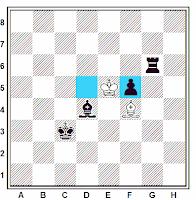 Capturar con el rey en el juego del ajedrez