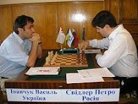 Torneo de Ajedrez AeroSvit 2007: Ivanchuk contra Svidler