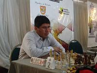 Julio Granda vencedor del IV Campeonato Continental de Ajedrez