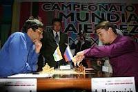 Anand gana a Morozevich en el Campeonato Mundial de Ajedrez 2007