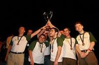 Vencedores de la XXIII Copa de Europa de Ajedrez de Clubes masculina