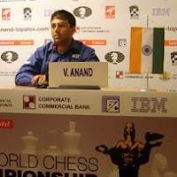 Anand retiene el título de Campeón del Mundo de Ajedrez en Sofía 2010