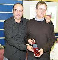 Michal Krasenkov ganador el II Open Mundial de Ajedrez de León