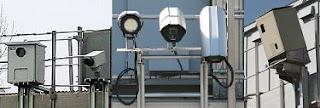 Fotos de radares de pórtico en multas