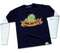 Camiseta manga larga diseño Melon Kid