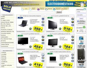 Electrodomesticos baratos en Soloprecios
