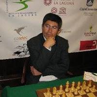 Julio Granda en el III Torneo Internacional de Ajedrez Ciudad de La Laguna