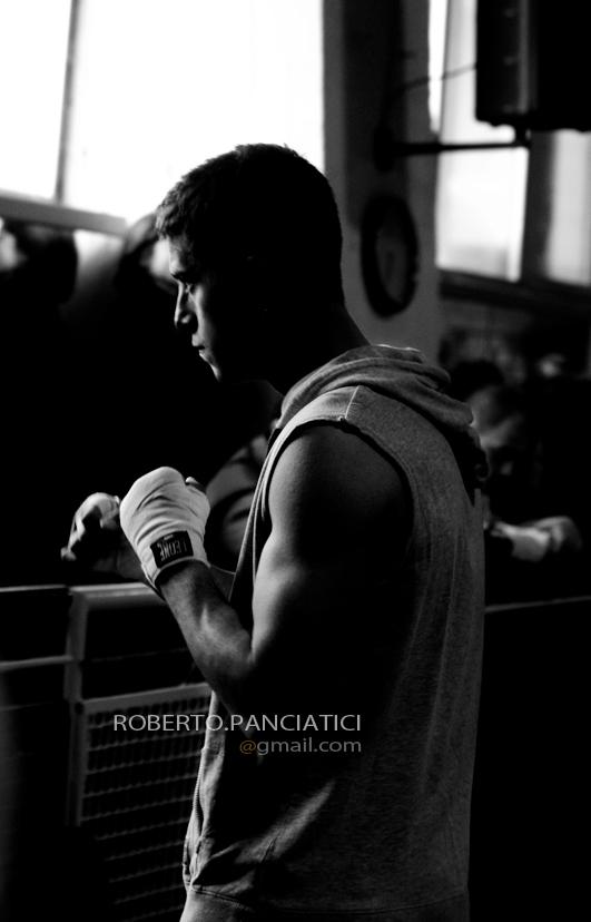 Boxe Gold Gym Siena davide traversi roberto panciatici