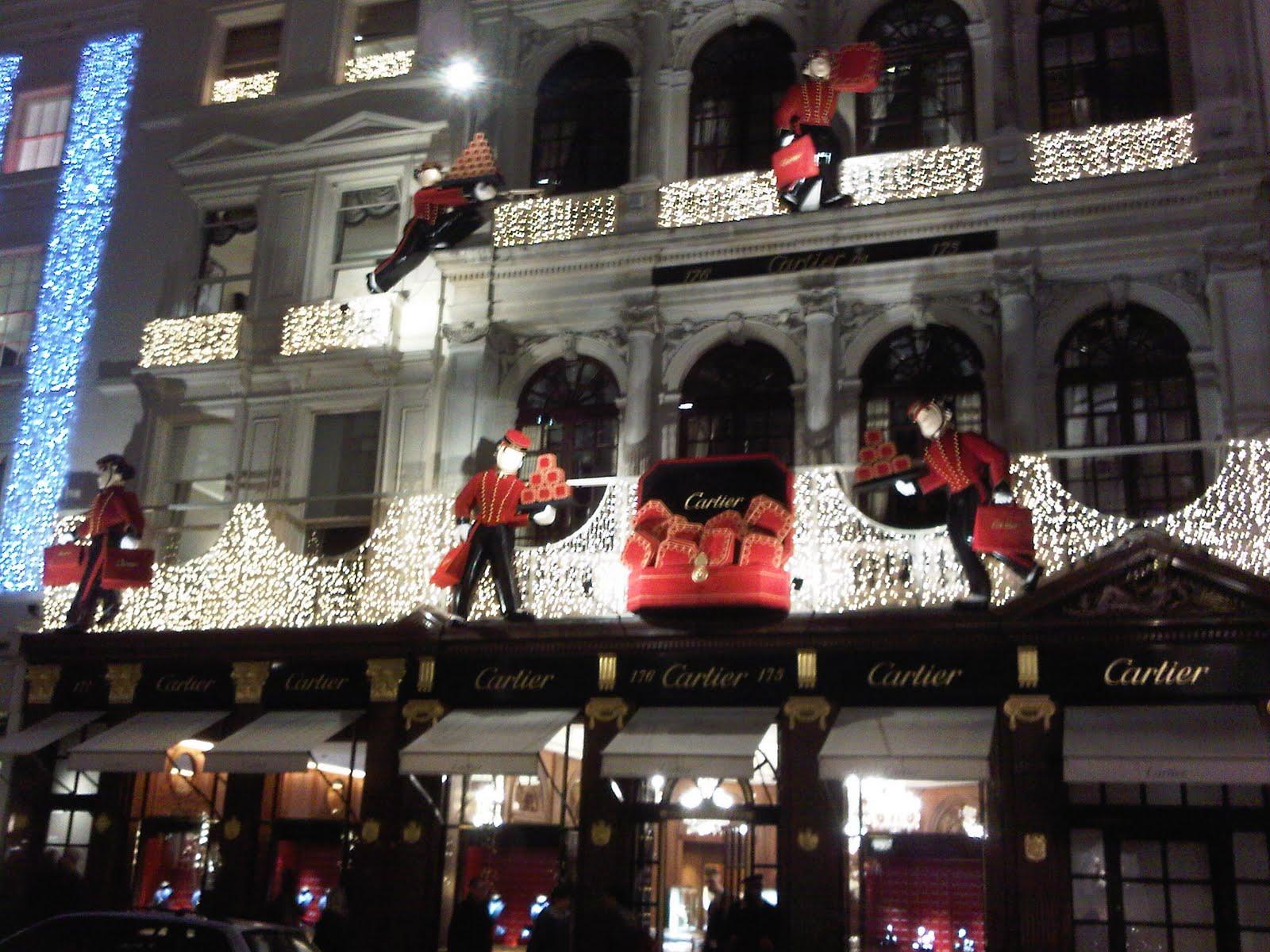 Rooms: Cairo BerryCam: Christmas Lights: London Edition