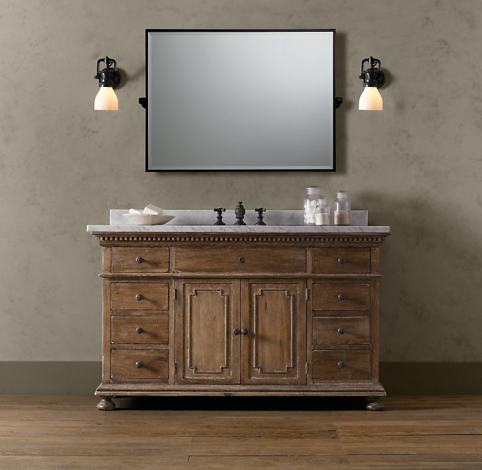 28 New Restoration Hardware Bathroom Cabinets Eyagci Com