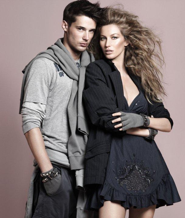 Danny Schwarz Colcci Fall Winter 2010 - Male Model Scene