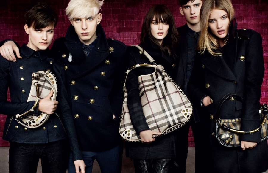 Harry Potter Fall Wallpaper Burberry Interactive Fall Winter 2010 11 Campaign