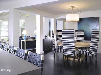Combinar los colores de las paredes con los suelos for Muebles oscuros paredes claras