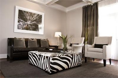 Interiores en todos los tonos de gris for Decoracion de interiores en tonos grises
