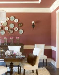 Pintando los cielorrasos a todo color - Quiero decorar mi casa ...