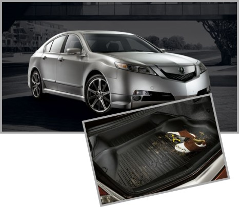 Accessories Acura Trunk Tray Variouscar