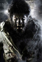 The Wolf Man Movie in November 2009