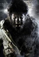 The Wolf Man Movie in November 2009