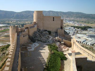 Castillos Españoles: CASTILLO DE CASTALLA - ALICANTE