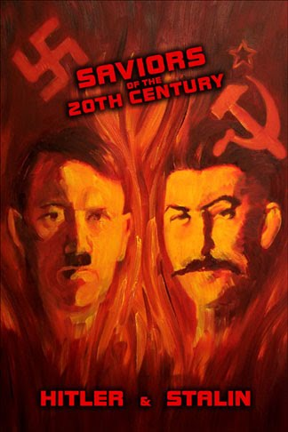 similarities and differences between hitler and stalin s rise to power Max hastings reviews the dictators: hitler's germany and stalin's russia by richard overy.