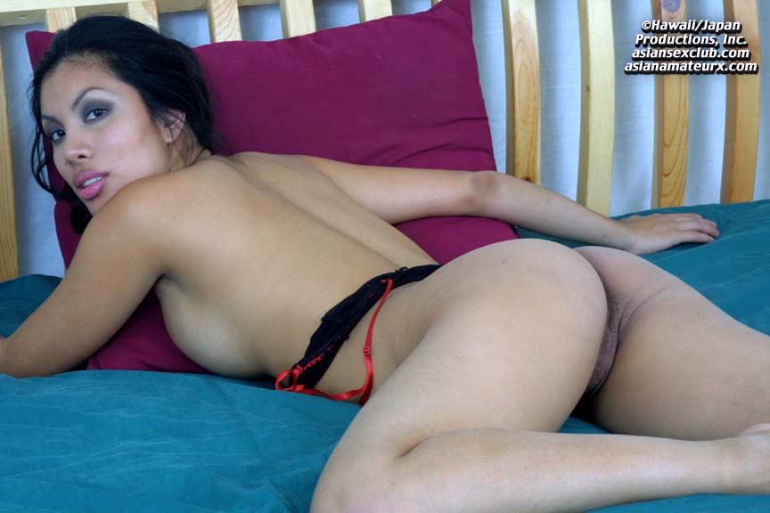 Nude mexican girl next door
