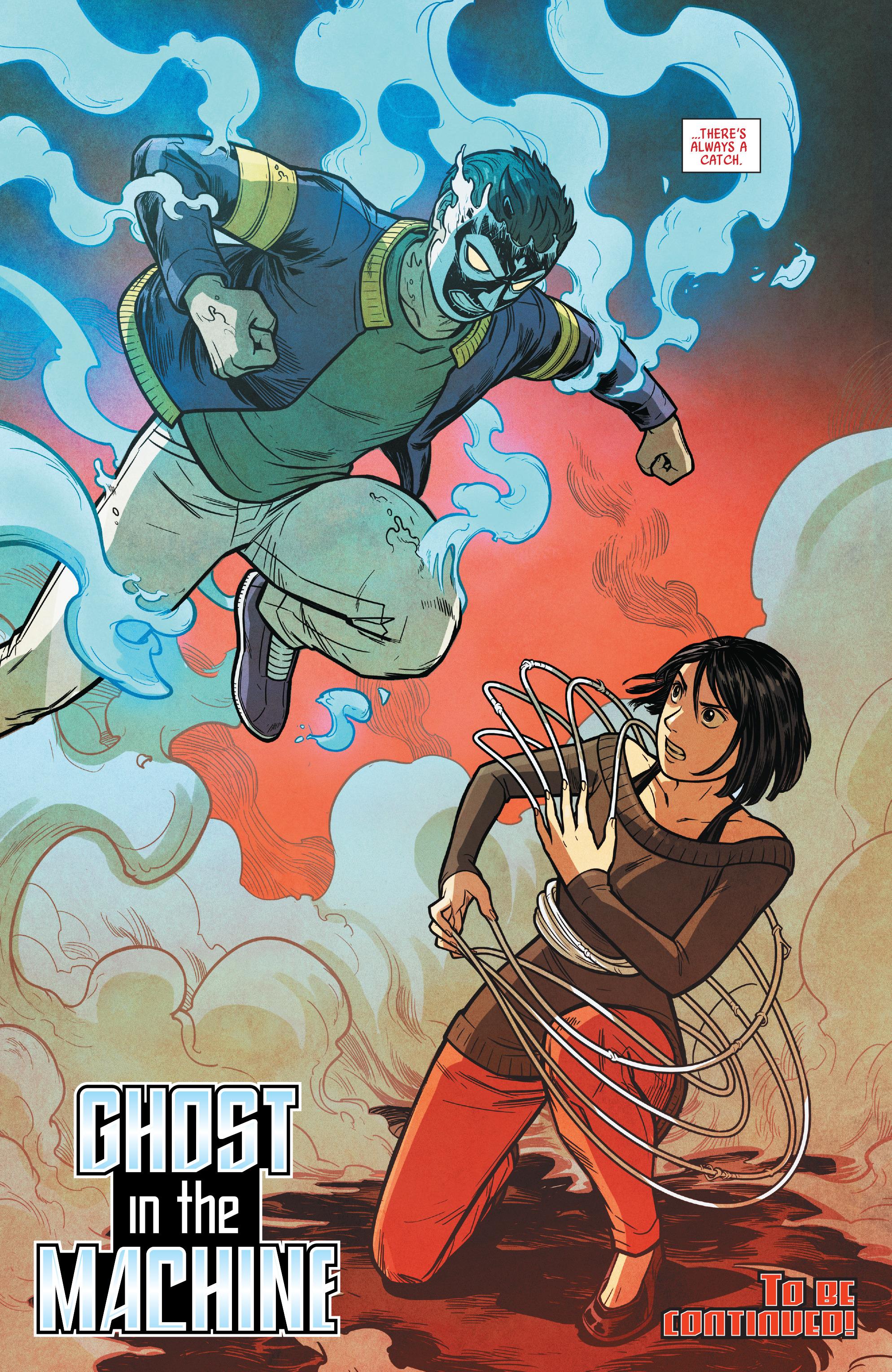 Read online Silk (2016) comic -  Issue #16 - 21