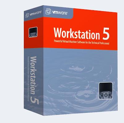 Programs: VMware Workstation v5 5 4 44386