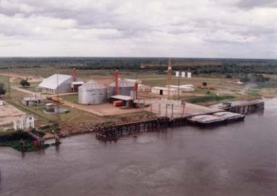 Resultado de imagen para Presionan a fiscala por caso de venta de puerto Concepcion