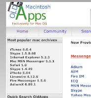 vecchie versioni skype mac