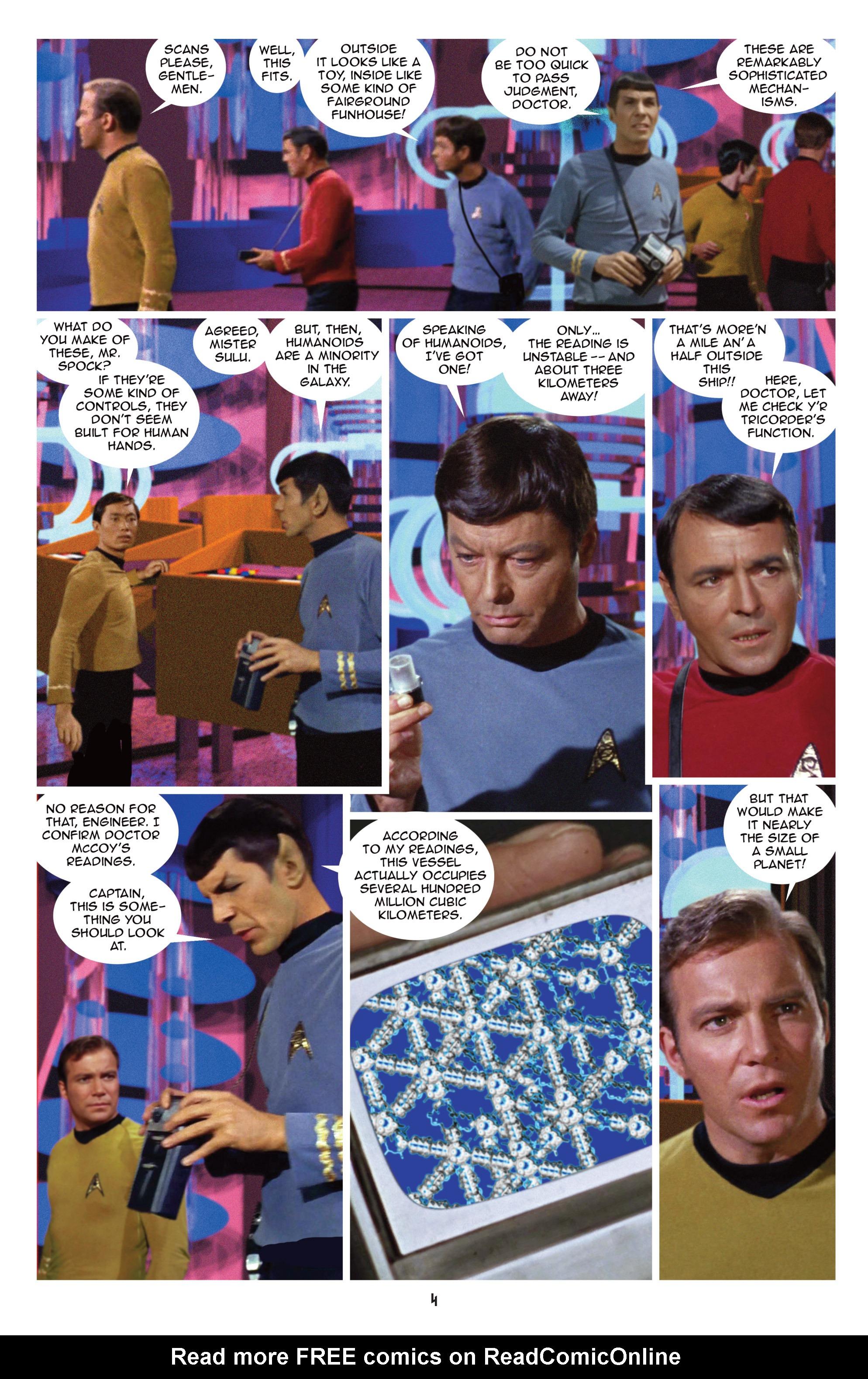 Read online Star Trek: New Visions comic -  Issue #15 - 6