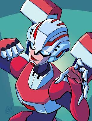 Www Matthew Art Com Transformers Animated Arcee Rules