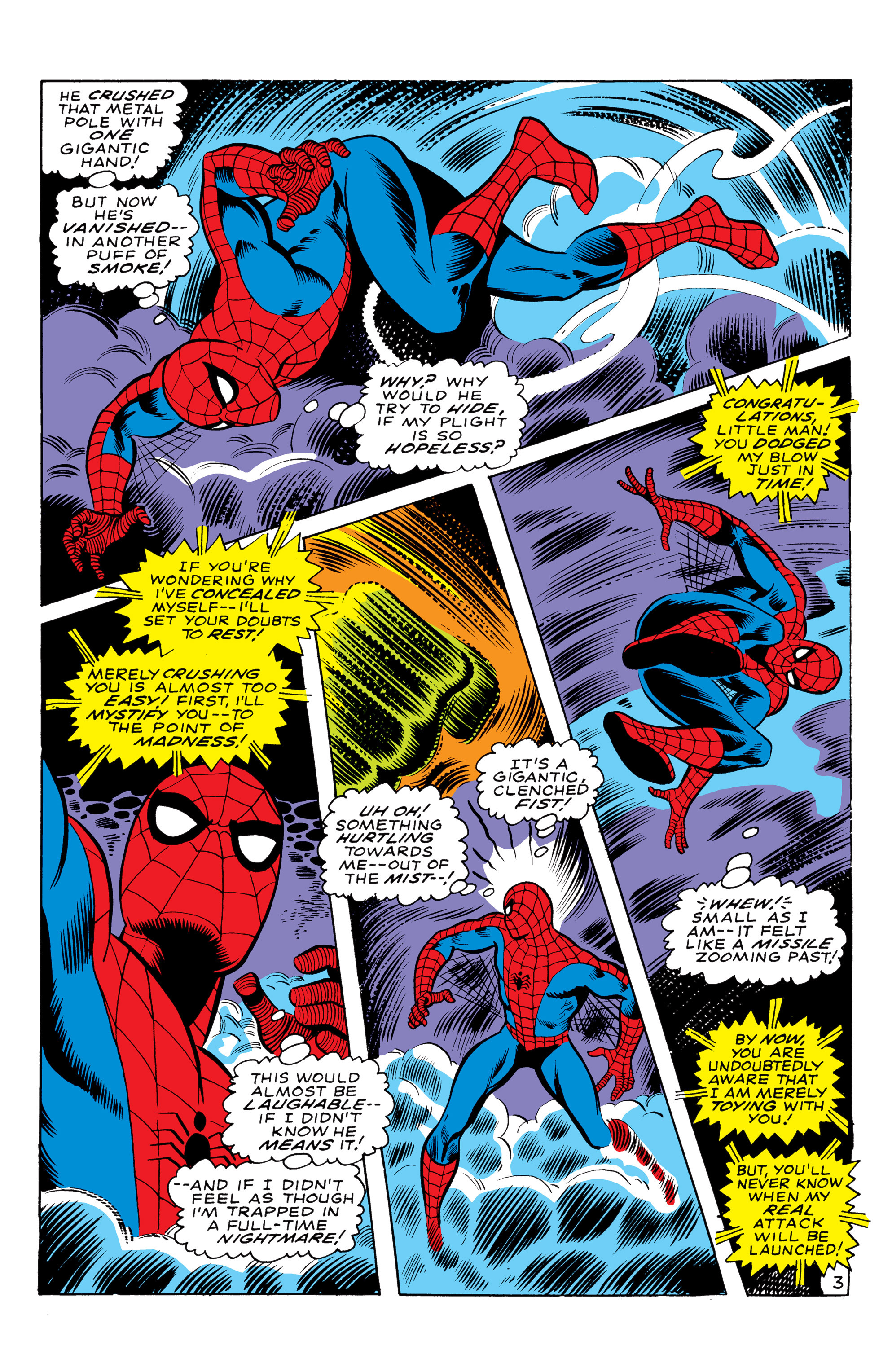 The Amazing Spider-Man (1963) 67 Page 3