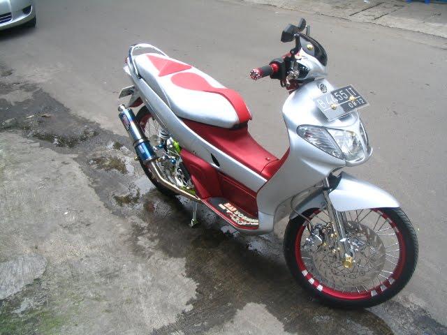Bengkel Modifikasi Motor Nouvo Di Jakarta Gambar Modifikasi Motor