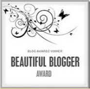 Beutiful Blogger Award