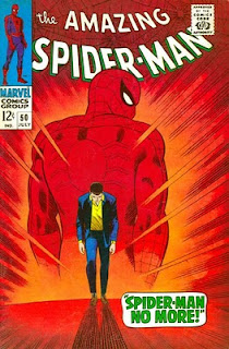 Cover of Spider-Man #50