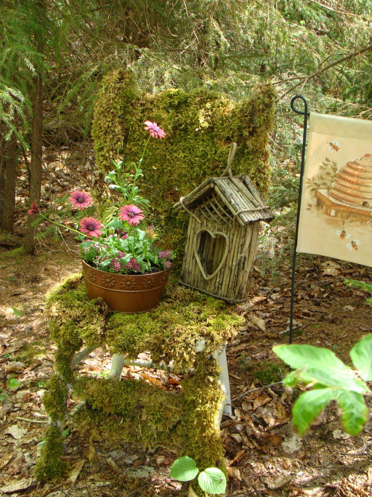 Woodland Garden - Mountain Breaths
