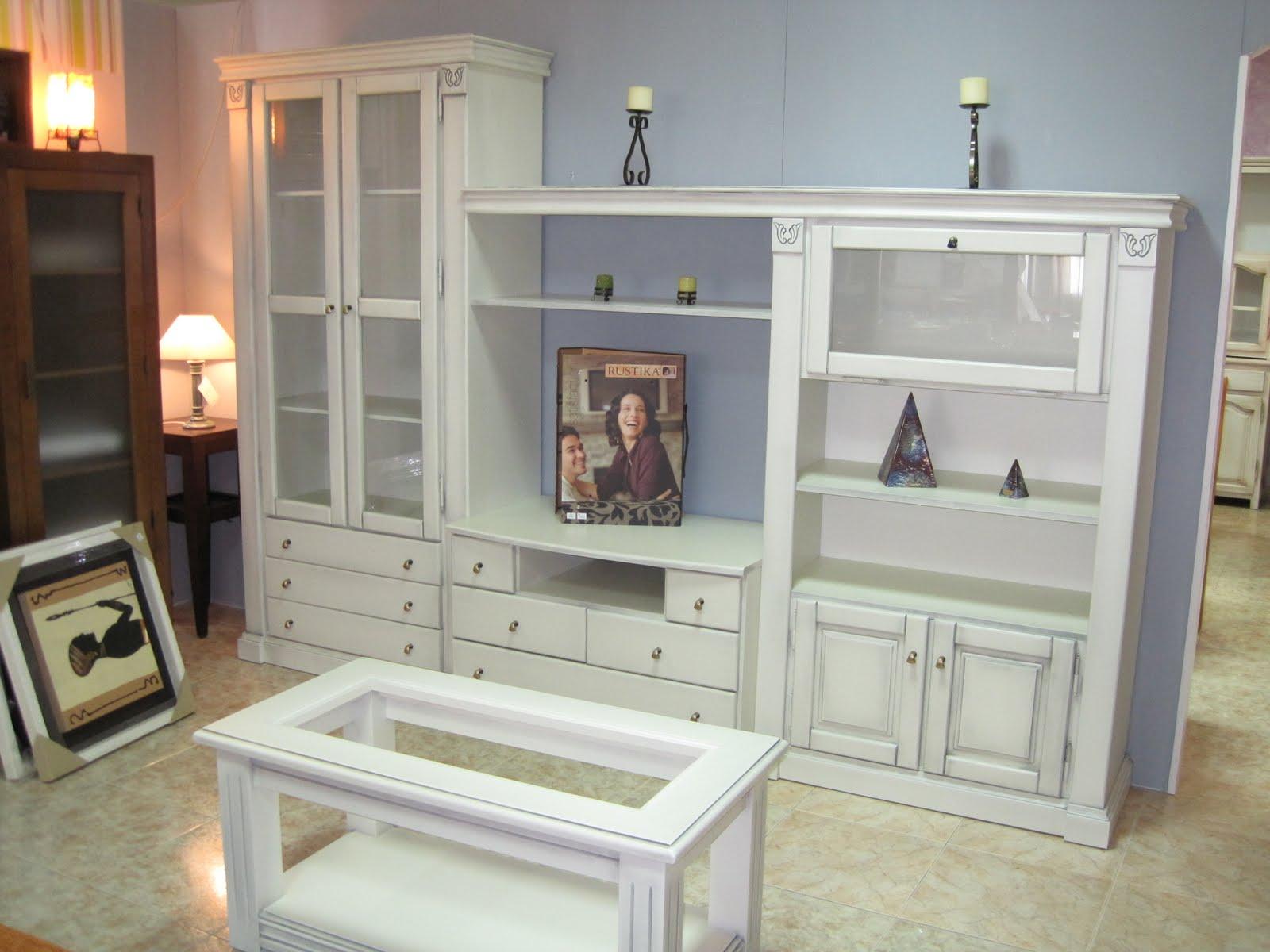 Muebles arcecoll muebles neoclasico en blanco - Muebles blanco envejecido ...
