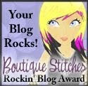 My blog got an award!