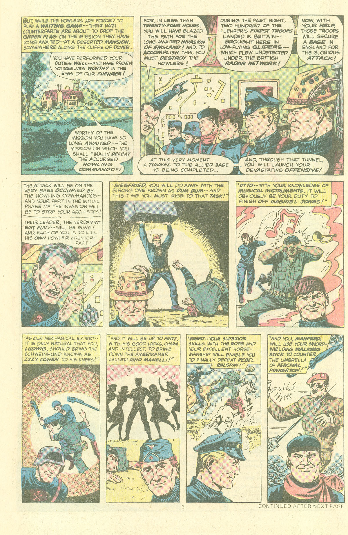 Read online Sgt. Fury comic -  Issue #143 - 5