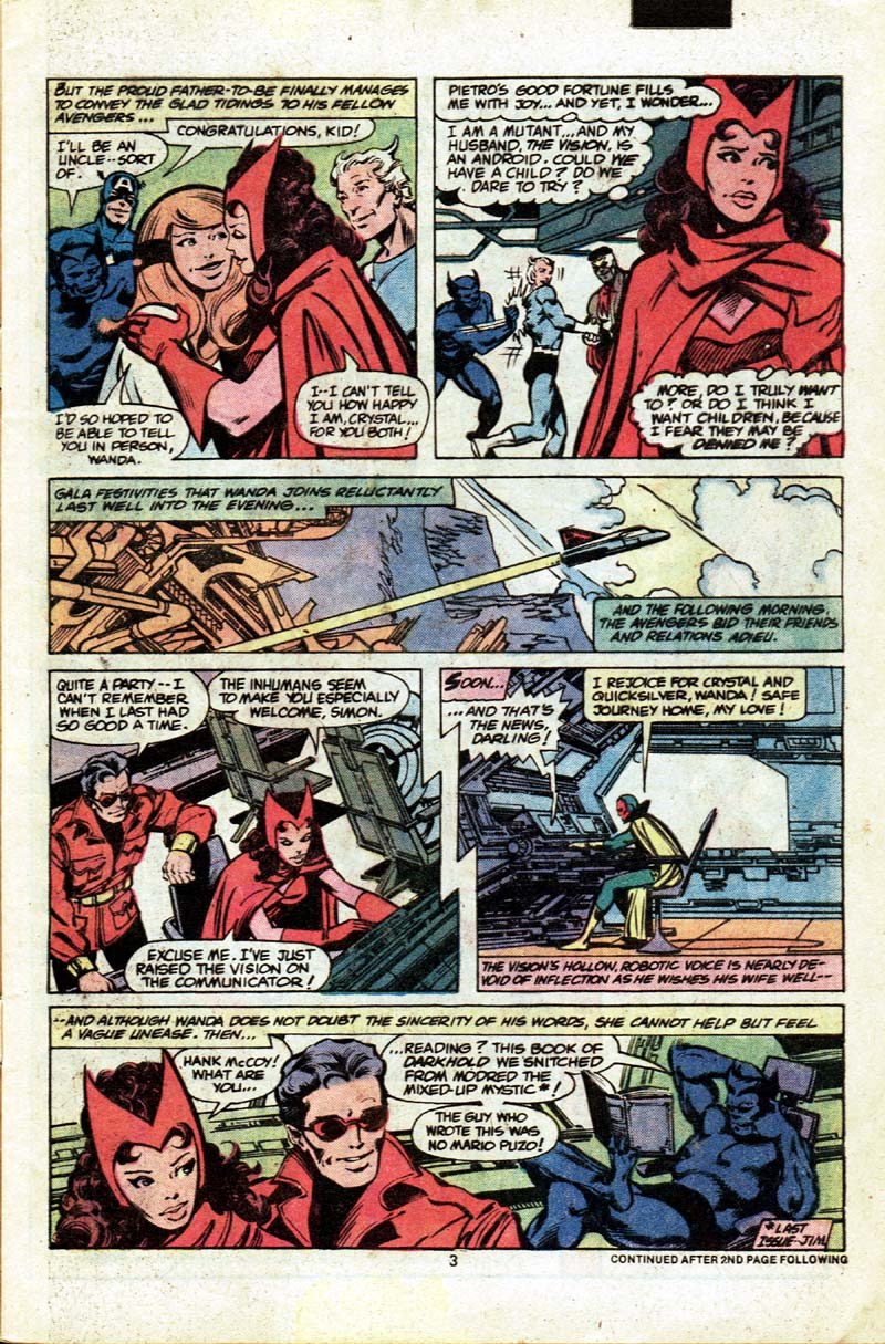 The Avengers (1963) 188 Page 3