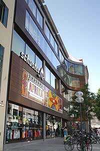 shops-muenchen.de Blog: Rosenstraße: Sporthaus Schuster München im ...